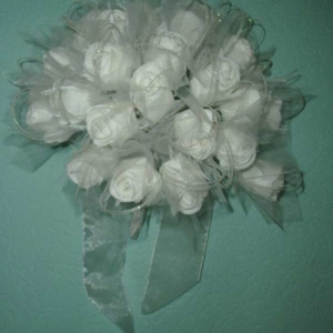Букет невесты из роз 28 голов (уп. 1 шт)