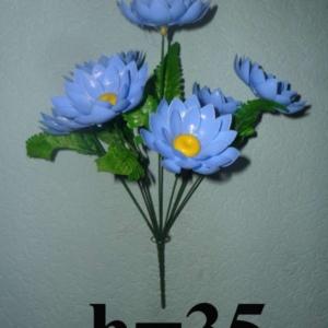 Лотос пластиковый 7 голов (уп. 5 шт.)
